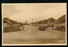 Hants Hampshire DENMEAD Martins Ave 1950s? PPC by Frith