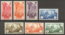 TRIPOLITANIA #C8//15 Mint NH - 1931 Pictorial Set