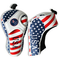 US Star Golf Hybrid UT Rescue Headcover Cover For Callaway Taylormade Adams Ping