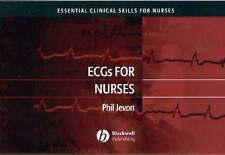 ECGs for Nurses by Philip Jevon (Paperback, 2003)