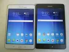 2- Samsung Galaxy Tab A SM-T350 16 GB Tablets Only