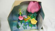 DISNEY FAIRIES  TINKERBELL FLYING FAIRY PLAYSET PLAYMATES TOY