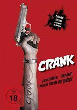Crank-Extended Version (FSK 18 envío especial/nuevo/en el embalaje original) jason Stratham, Amy smar