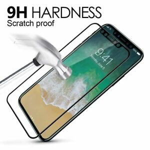 iPhone 20D Full Cover Protective Tempered Glass Screen Protector 12 11 pro Max X