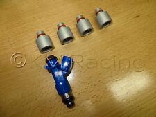 4x RDX Injector Hats For B/D/H Series Honda Civic Acura Integra D15 D16 B16 B18