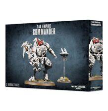 Warhammer 40k - T'au Empire Commander - Brand New in Box! - 56-22