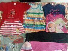 lotto 434 stock 9 pezzi abbigliamento bimba bambina 4 Anni