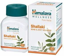 Pack of 2 Himalaya Wellness -Shallaki (Boswellia Serrata) 60 Tabs Each-Pure Herb