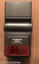 Achiever 260AF Flash, Pentax ZX & PZ Dedicated: Powerful New USA Warranty Box A