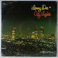 Lenny Dee - City Lights (1975) [SEALED] Vinyl LP •