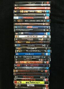 Horror Movies DVD Choose From Drop Down Menu Very Good Condition Bulk Lot All R4