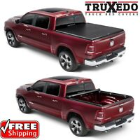 TruXedo TruXport Tonneau Roll Up Cover for Dodge Ram 1500 2500 3500 8' FT Bed