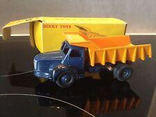 Ancien Dinky toys berliet benne carrières 34A en boite d origine