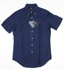 Ralph Lauren Short Sleeve Men's Formal Shirts