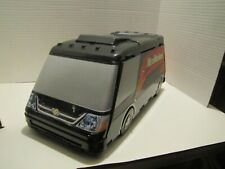 1991 GALOOB MICRO MACHINES SUPER VAN CITY FOLD OUT PLAYSET USED
