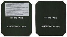 SK 4 Seitenkeramikplatten ESAPI ESBI (S-SAPI) NIJ Side ceramic plates 7,62 APM2
