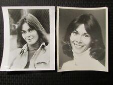 1970's KATE JACKSON Fan Club Bio & 8x10's VF 8.0 Charlie's Angels / Limbo