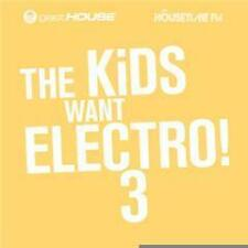 Various - The Kids Want Electro III