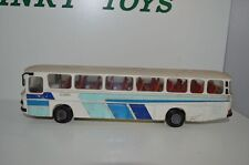 ARPRA SUPERMINI Mercedes 1:50 bus blue sehr selten made in Brazil