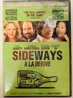 SIDEWAYS (DVD, 2005, Canadian - Bilingual, Widescreen)