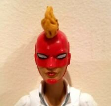 HASBRO MARVEL LEGENDS ALL-FATHER B.A.F SERIES CAPTAIN MARVEL(CAROL DANVERS) HEAD