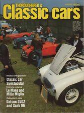Classic Cars Datsun 240Z. Saab 96. Alfa Spiders. Daimlers. Brakes.  X3.306