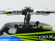 MicroHeli MH-130X002T Main Blade Grip/Thrust Bearing Titanium Ball: Blade 130 X