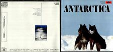 Antarctica rare Japan pressed soundtrack cd album- 1983 red Polydor ,no barcode
