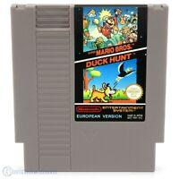 Nintendo NES Spiel - 2in1: Super Mario Bros. 1 + Duck Hunt PAL-B Modul