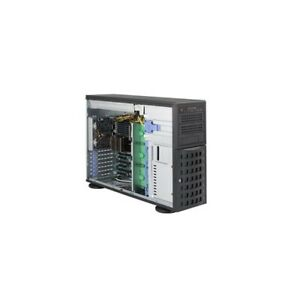 CSE-745BTQ-R920B 4U Full Tower Chassis 920W hot-swappable power supplies