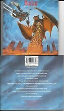 CD 11 TITRES MEAT LOAF BAT OUT OF HELL II BACK INTO HELL 1993