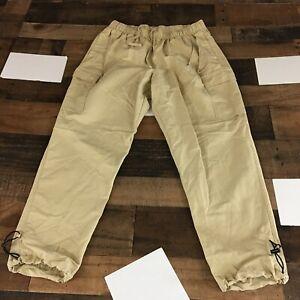 """Nike Cargo Pants Jogger Lightweight Men 👉Sz Large Waist 32""""-34"""" Inseam 28"""""""