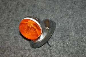 Peterson PM Angle Bracket Amber Yellow Lens Clearance Light Truck Cab PM100-15