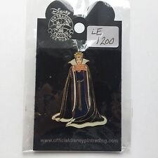 DLRP - Starter Lanyard Kit Halloween 2004 Evil Queen LE 1200 Disney Pin 33447