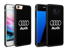Nuevo teléfono de rendimiento con el logotipo de Línea S Audi Estuche Cubierta para iPhone/Samsung