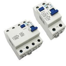 FI-SCHALTER Fehlerstromschutzschalter FI-Schutzschalter 2P 4P 16A 25A 40A 63A LC