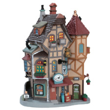 New Lemax village - Alexander's Apothecary House -