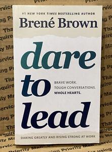 DARE TO LEAD: Brave Work Tough Conversations Brené Brown (0399592520)