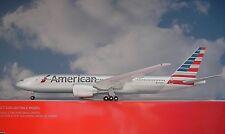 Hogan 1:200 Boeing  777-200ER  American Airlines  N776AN + Herpa Wings Katalog