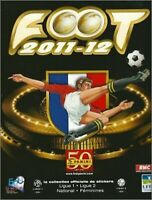 LILLE - STICKERS IMAGE VIGNETTE PANINI - FOOT 2011 / 2012 - a choisir