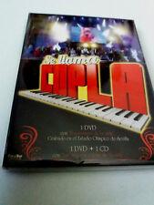 """DVD """"SE LLAMA COPLA"""" DVD + CD ESTADIO OLIMPICO DE SEVILLA EL CONCIERTO DE TU VID"""
