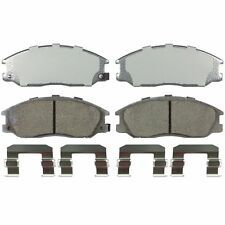 Disc Brake Pad Set-LX, GAS, DOHC, FWD, FI, MFI, Natural, 24 Valves Front DG864