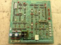 GEC Industrial Controls GEMDRIVE Arcade Game Electric Circuit Board L19