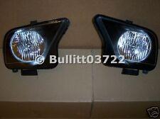 2007 2008 2009 SHELBY GT500 GT 500 HALOGEN HEADLIGHTS LEFT & RIGHT