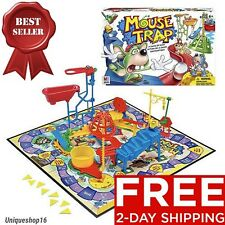 NEW HASBRO KIDS MOUSETRAP BOARD GAME FAMILY FUN GAMEBOARD CHRISTMAS GIFT PRESENT