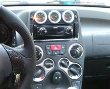 Kit strumentazione aggiuntiva Fiat Panda 169 tuning
