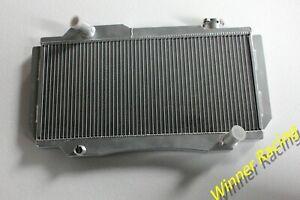 Custom Aluminum Radiator For Lotus Elan Coupe Series 3 1968