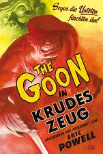 THE GOON HC #1 deutsch KRUDES ZEUG Cross Cult ERIC POWELL Hardcover