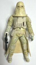 HASBRO Star Wars VOTC LEGACY SNOWTROOPER   LOOSE COMPLET 2009