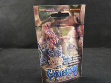 Gamesday 2006 GD06 Edición Limitada Lámina De Metal enano demonio Slayer Sellado Pack